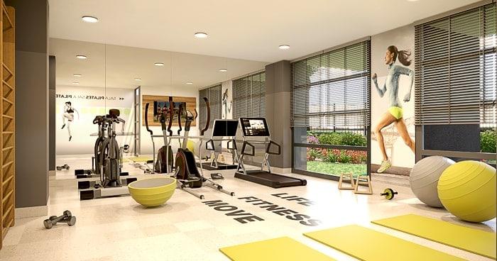 eco costas gym