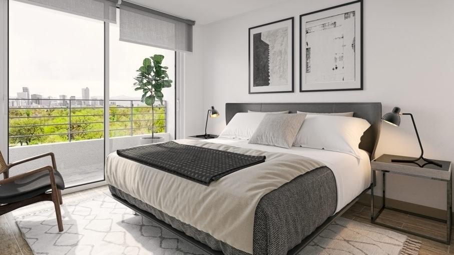 Dormitorio AA