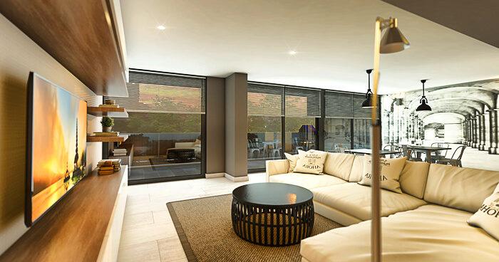 Lounge TV Vista