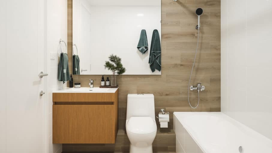 Eco Arauco Diseño Más Baño