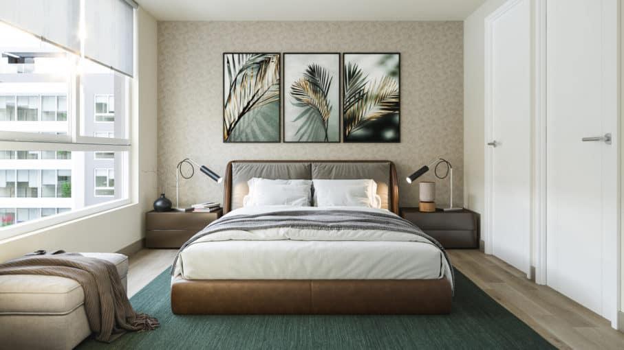 eco arauco dormitorio
