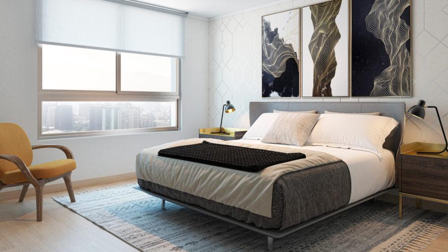 Dormitorio Ecoestacion