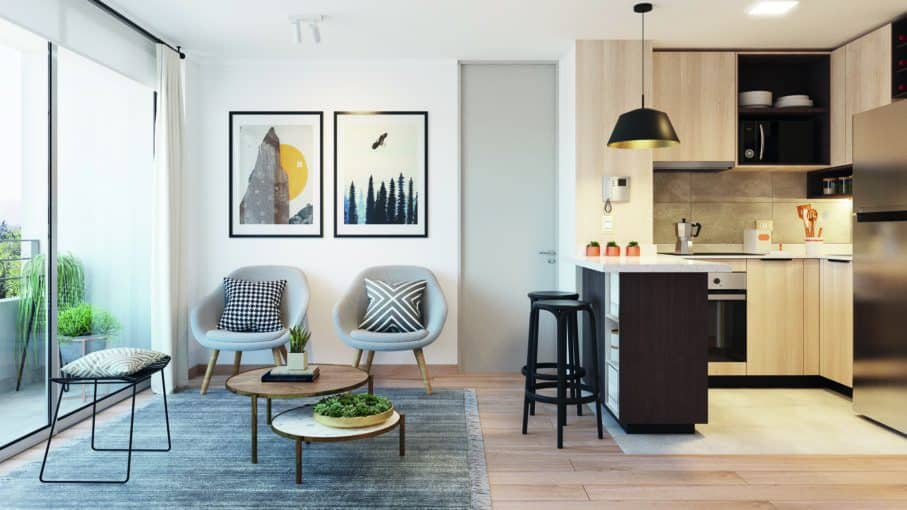 Eco santiago diseño mas cocina