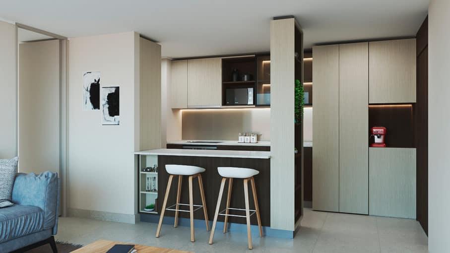 ecoquilin cocina integrada